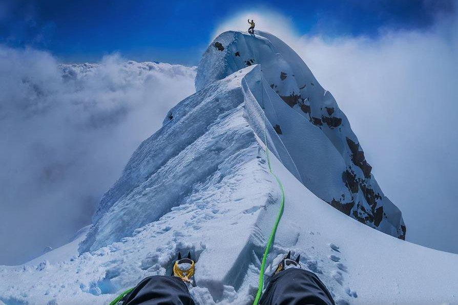 Mount Brewster 2515m
