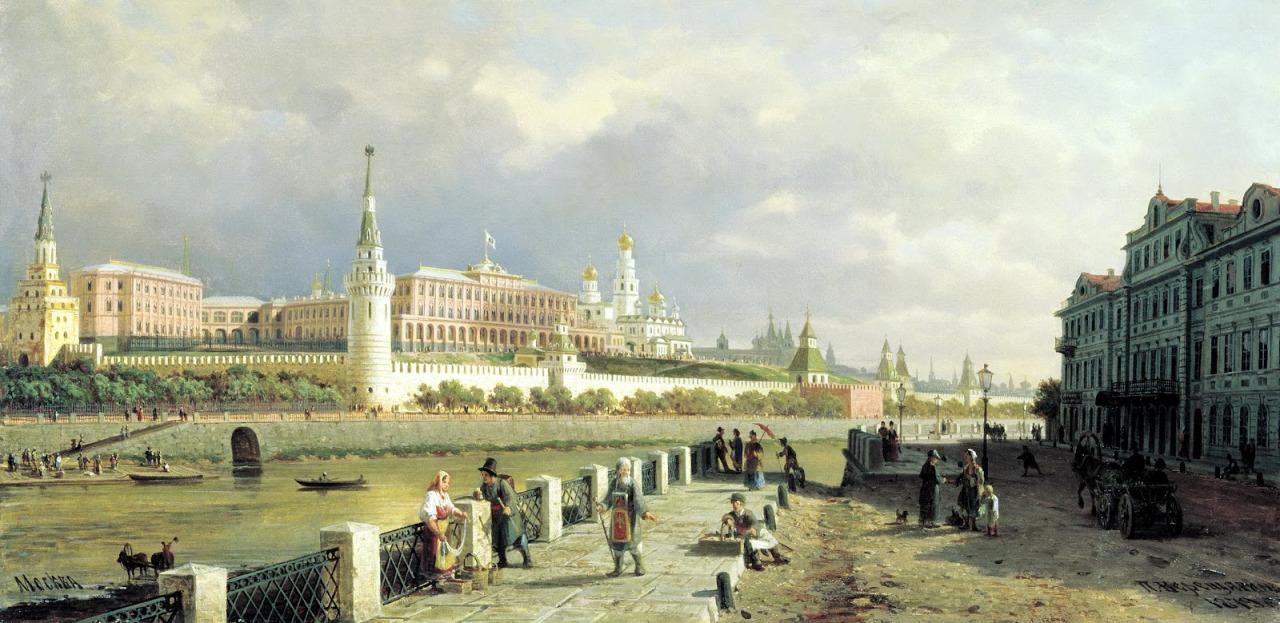 Russische Malerei
