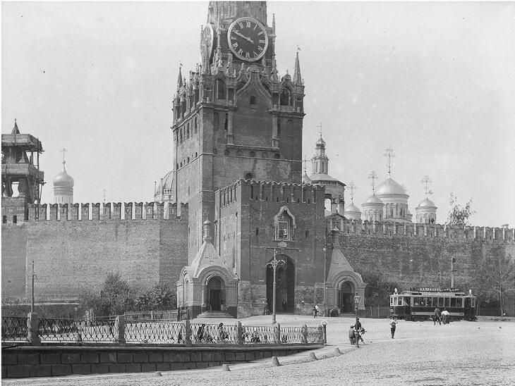 Dokumentation: Kreml historisch